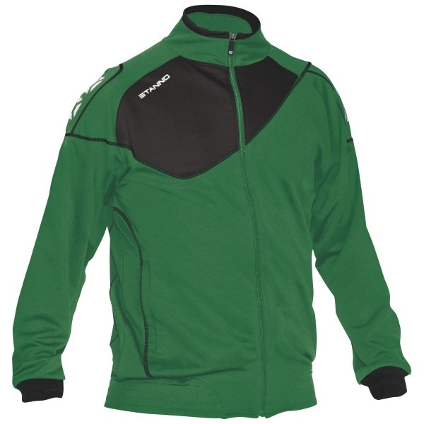 Stanno Green/Black Montreal TTS Jacket