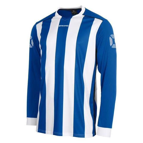 Stanno Brighton Football Shirt Royal/white