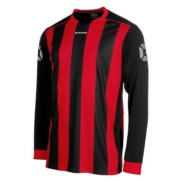 Stanno Brighton Red/Black Football Shirt