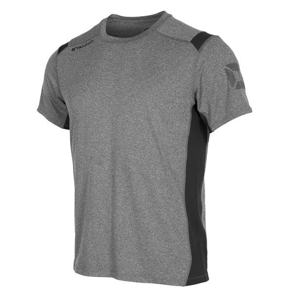 Stanno Functionals Work Out Tee Grey