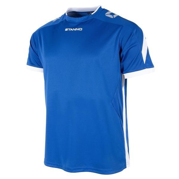 Stanno Drive Royal/White SS Football Shirt