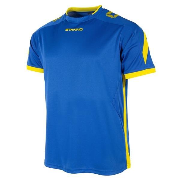 Stanno Drive Royal/Yellow SS Football Shirt