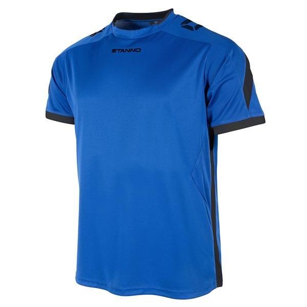 Stanno Drive Royal/Black SS Football Shirt