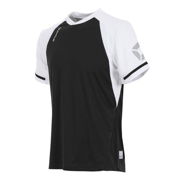 Stanno Liga Black/White SS Football Shirt
