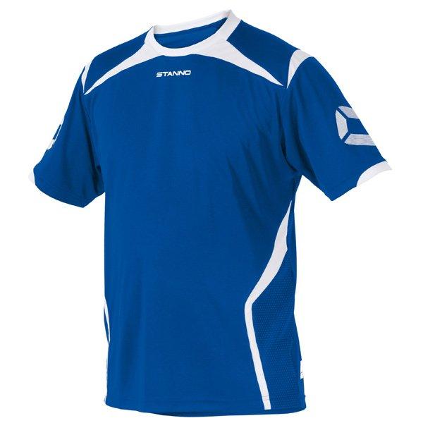 Stanno Torino SS Royal/White Football Shirt