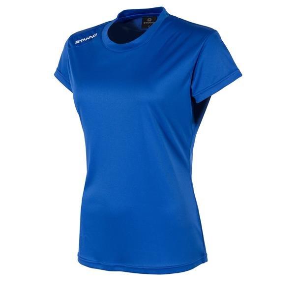 Stanno Field SS Royal Ladies Football Shirt