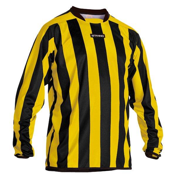 Stanno Goteborg Yellow/Black Football Shirt
