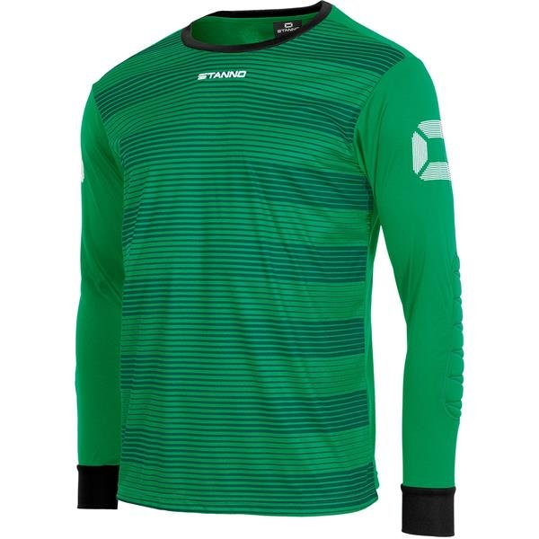 Stanno Tivoli Green/Black Goalkeeper Shirt
