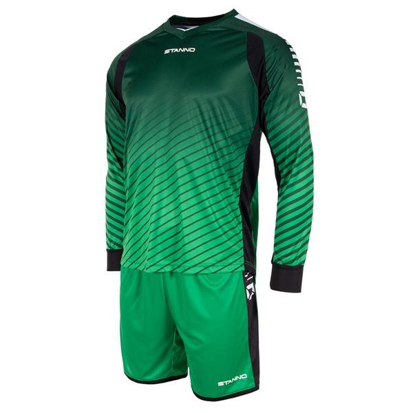 Stanno Blitz Goalkeeper Shirt & Short Lime/black