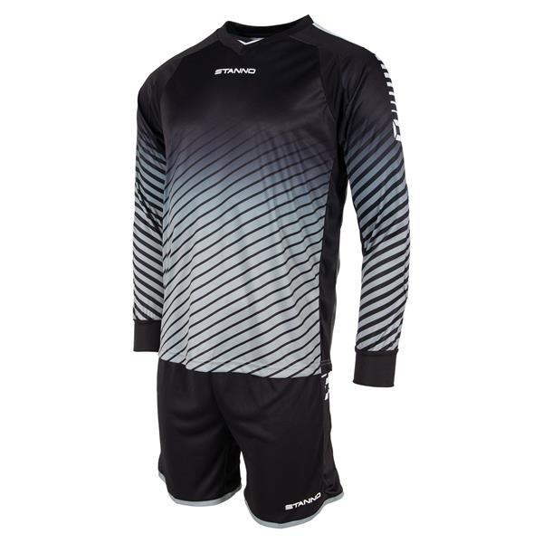 Stanno Anthracite/Black Blitz Goalkeeper Shirt & Short