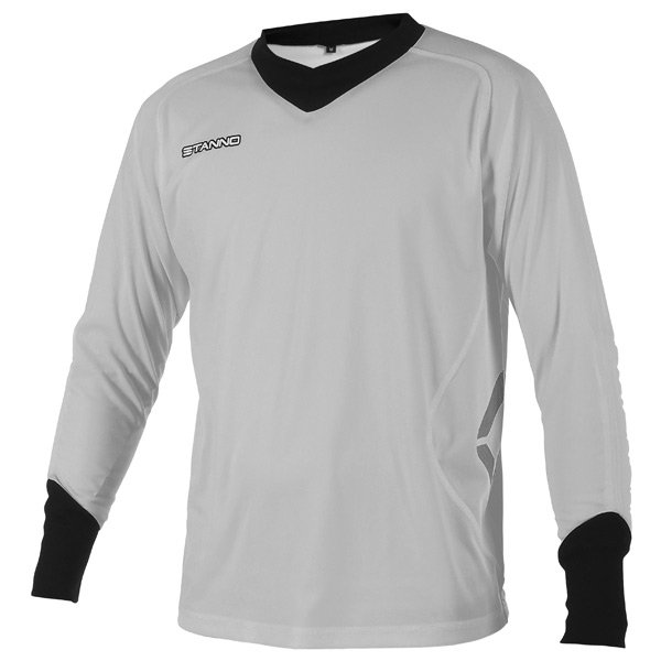 Stanno Genova Anthracite/Black Goalkeeper Shirt