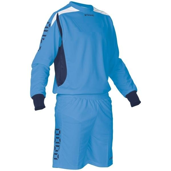 Stanno Ice Blue/Navy Sunderland Goalkeeper Shirt & Short