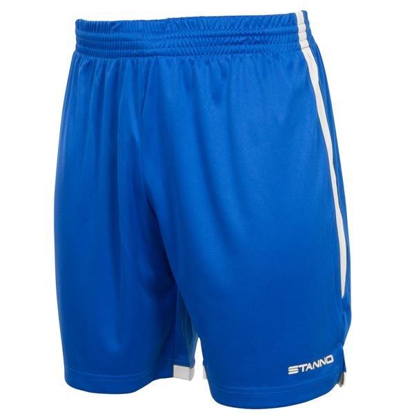 Stanno Focus Royal/White Football Shorts