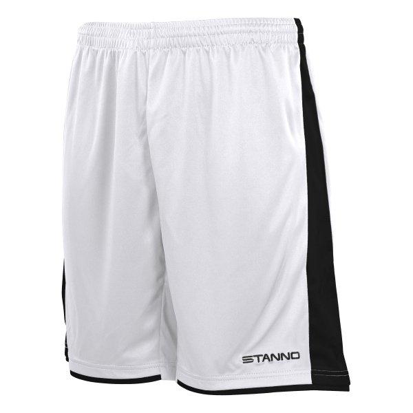 Stanno Milan White/Black Football Short