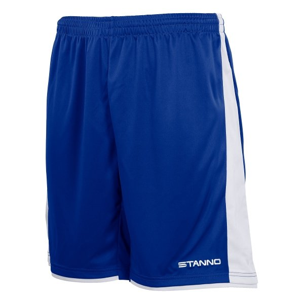 Stanno Milan Deep Blue/White Football Short