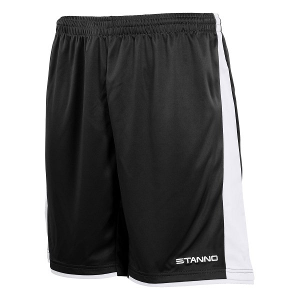 Stanno Milan Black/White Football Short