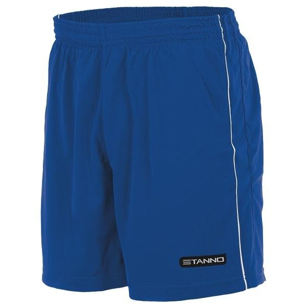 Stanno Match Royal/White Football Shorts