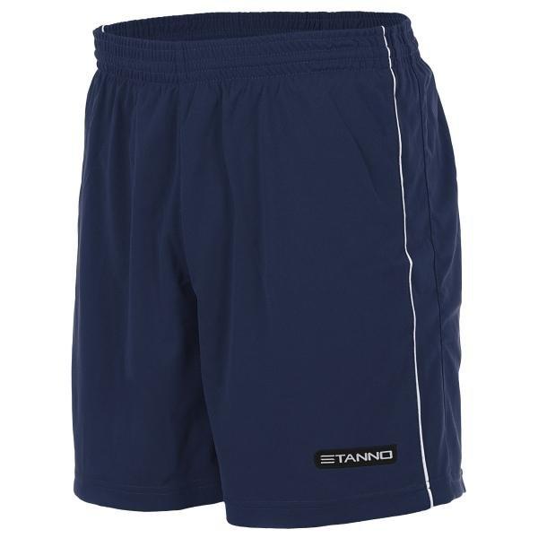Stanno Match Navy/White Football Shorts