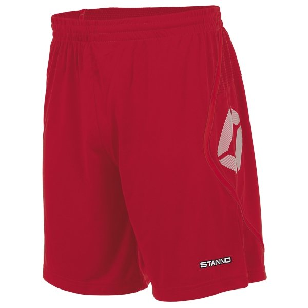 Stanno Pisa Red Football Shorts