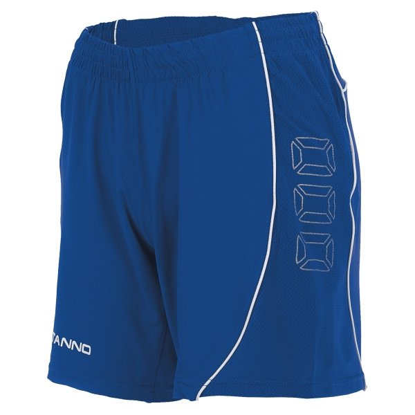Stanno Toronto Royal Football Shorts Ladies