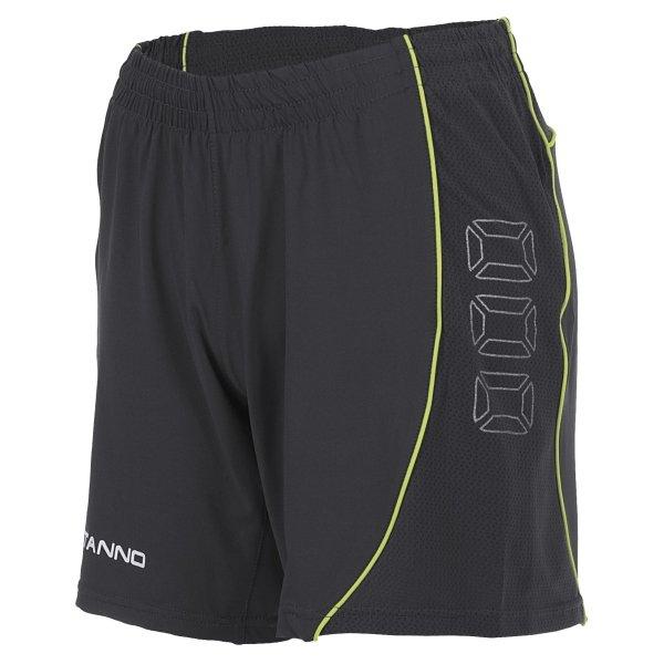 Stanno Toronto Grey Football Shorts Ladies
