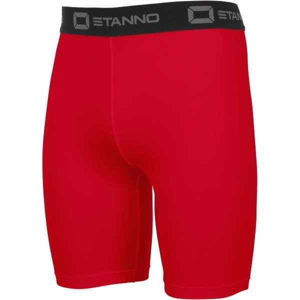 Stanno Centro Base Layer Shorts Red