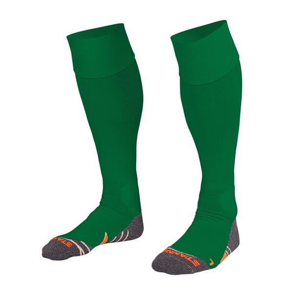 Stanno Uni Green Football Socks