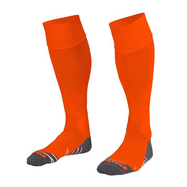 Stanno Uni Neon Orange Football Socks