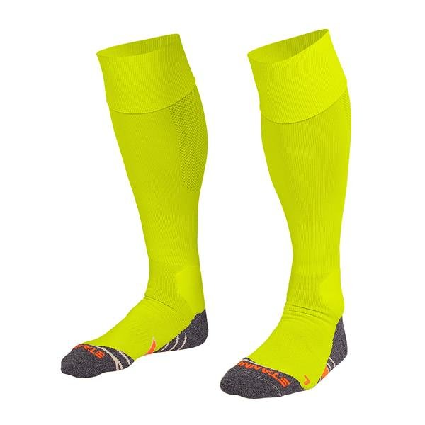 Stanno Uni Neon Yellow Football Socks