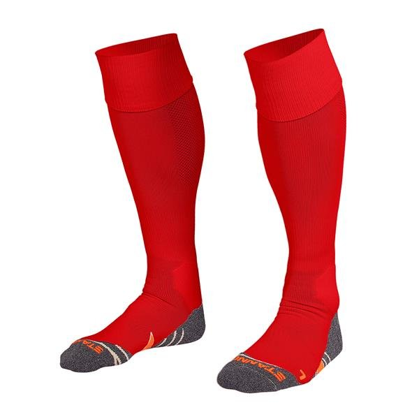 Stanno Uni Red Football Socks