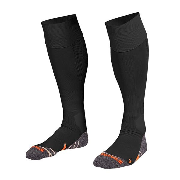 Stanno Uni Black Football Socks