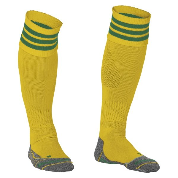 Stanno Ring Yellow/Green Football Socks