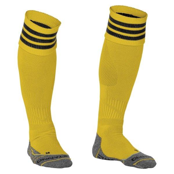 Stanno Ring Yellow/Black Football Socks