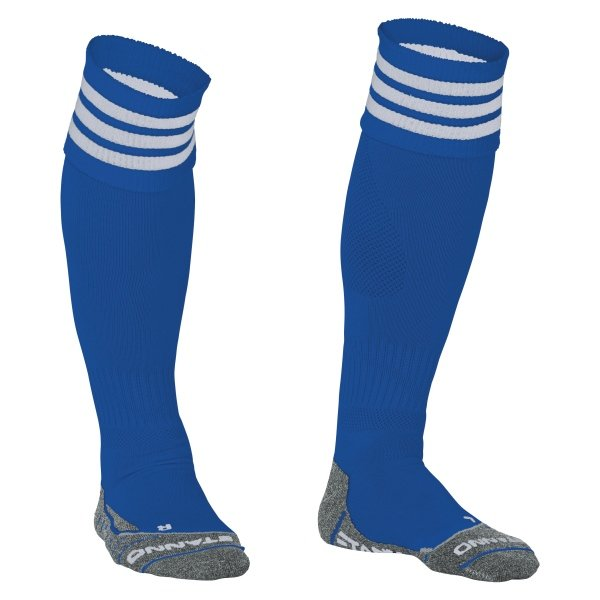 Stanno Ring Football Socks Yellow/royal