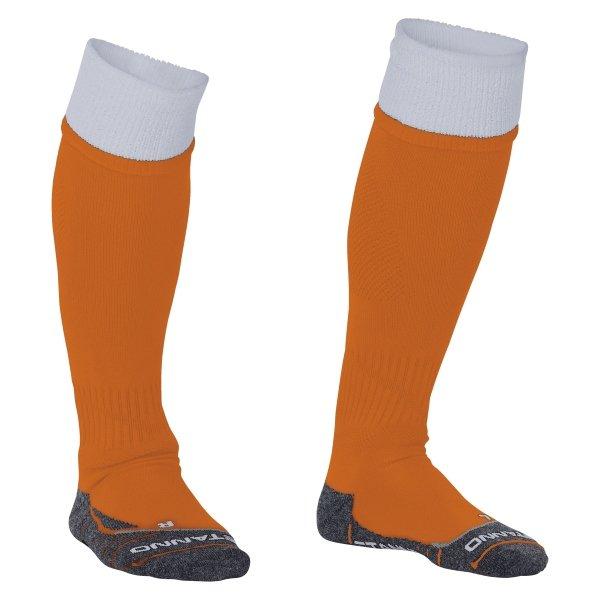 Stanno Combi Orange/White Football Socks