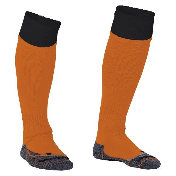Stanno Combi Orange/Black Football Socks