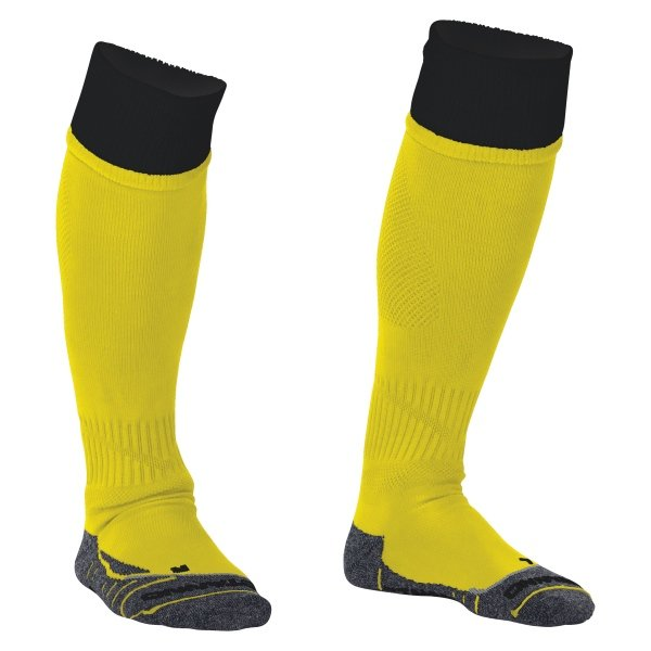 Stanno Combi Yellow/Black Football Socks