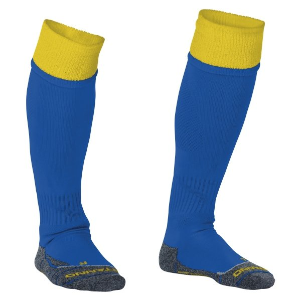 Stanno Combi Royal/Yellow Football Socks