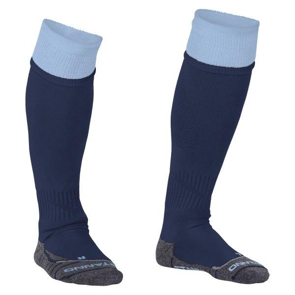 Stanno Combi Navy/Sky Football Socks