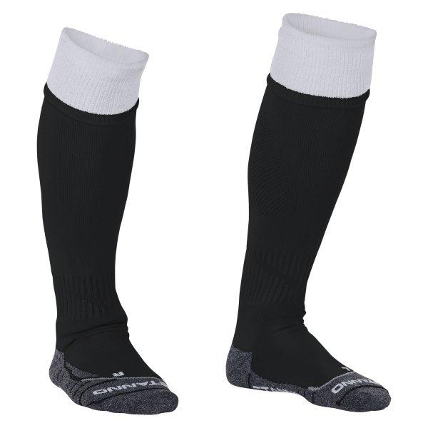 Stanno Combi Black/White Football Socks