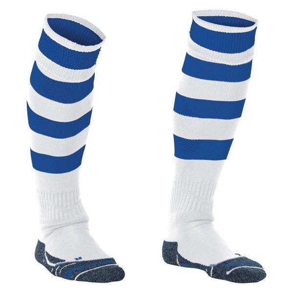Stanno Original White/Royal Football Socks