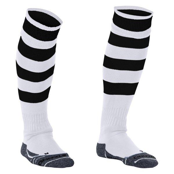 Stanno Original White/Black Football Socks