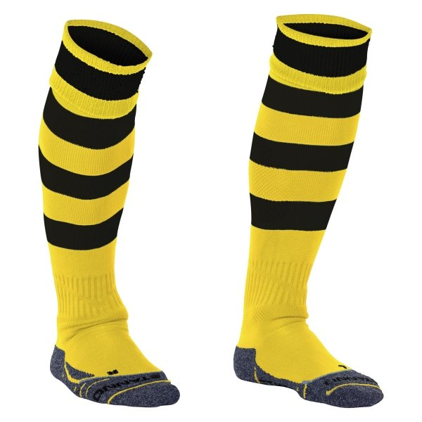 Stanno Original Yellow/Black Football Socks