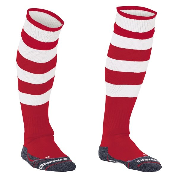 Stanno Original Red/White Football Socks