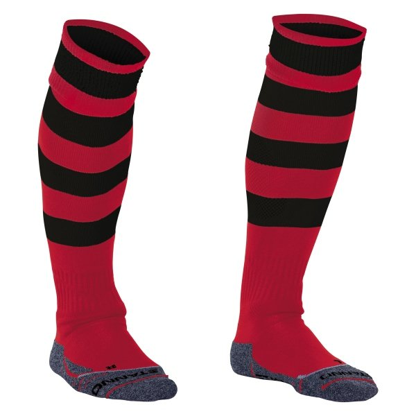 Stanno Original Red/Black Football Socks