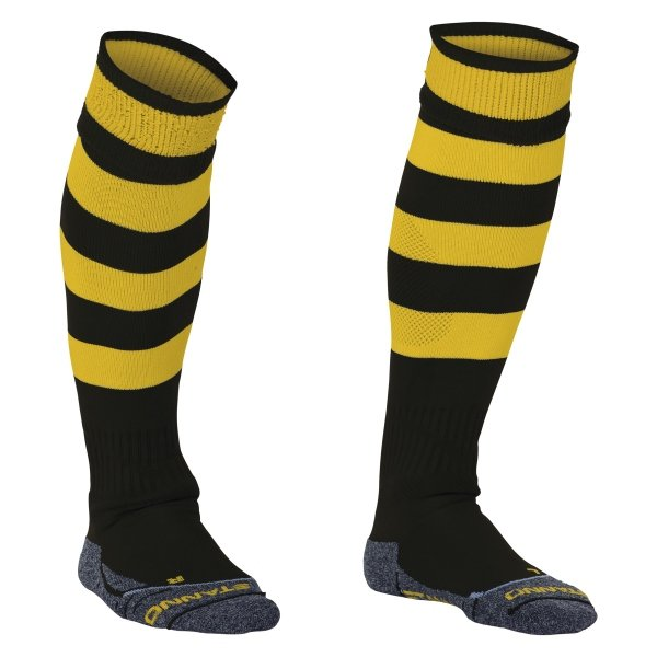 Stanno Original Black/Yellow Football Socks