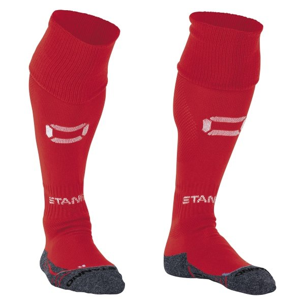 Stanno Porto Red/White Football Socks
