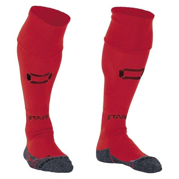 Stanno Porto Red/Black Football Socks