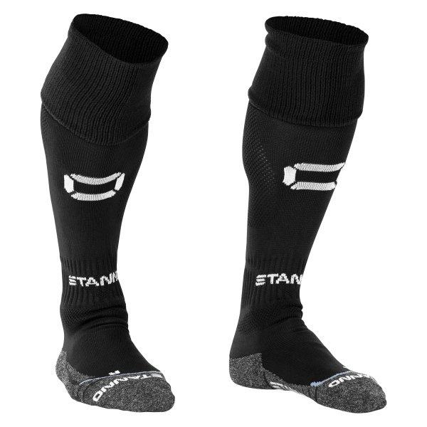 Stanno Porto Black/White Football Socks