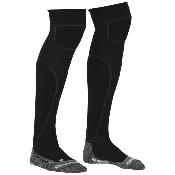 Stanno High Impact Goalkeeper Sock Black